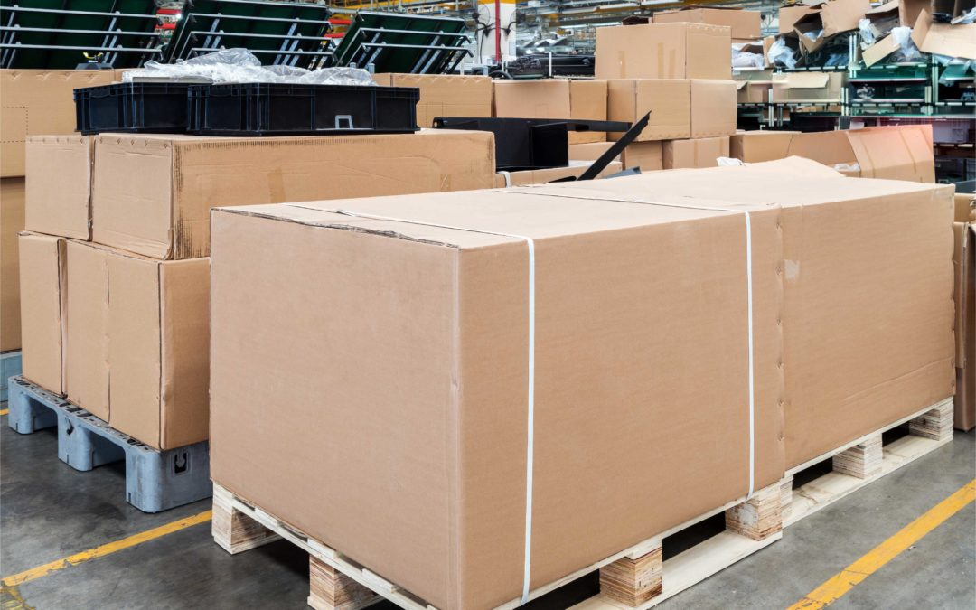 3 Techniques to Properly Palletize Shipments to Avoid Damage